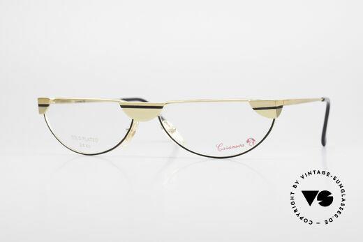 Casanova NM5 Gold Plated Reading Glasses Details