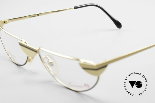 Casanova NM5 Gold Plated Reading Glasses