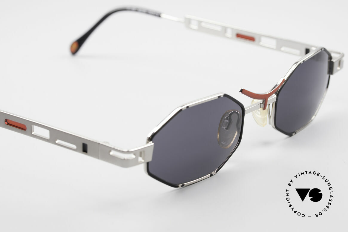Casanova CLC2 Industrial Steampunk Shades, premium-quality and limited (no 219 / 400, worldwide), Made for Men and Women