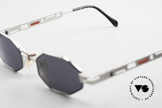 Casanova CLC2 Industrial Steampunk Shades, the sun lenses can be replaced with prescription lenses, Made for Men and Women