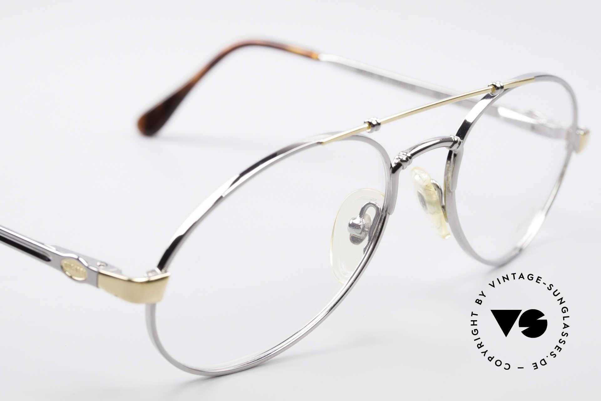 Bugatti 18526 Men's 80's Luxury Eyeglasses, unworn (like all our rare vintage BUGATTI frames), Made for Men