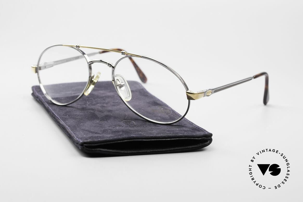 Bugatti 18526 Men's 80's Luxury Eyeglasses, Size: medium, Made for Men