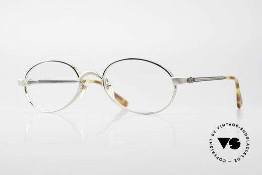 1b540a5acfed6 Bugatti 07904 Oval Designer Eyeglass Frame Details