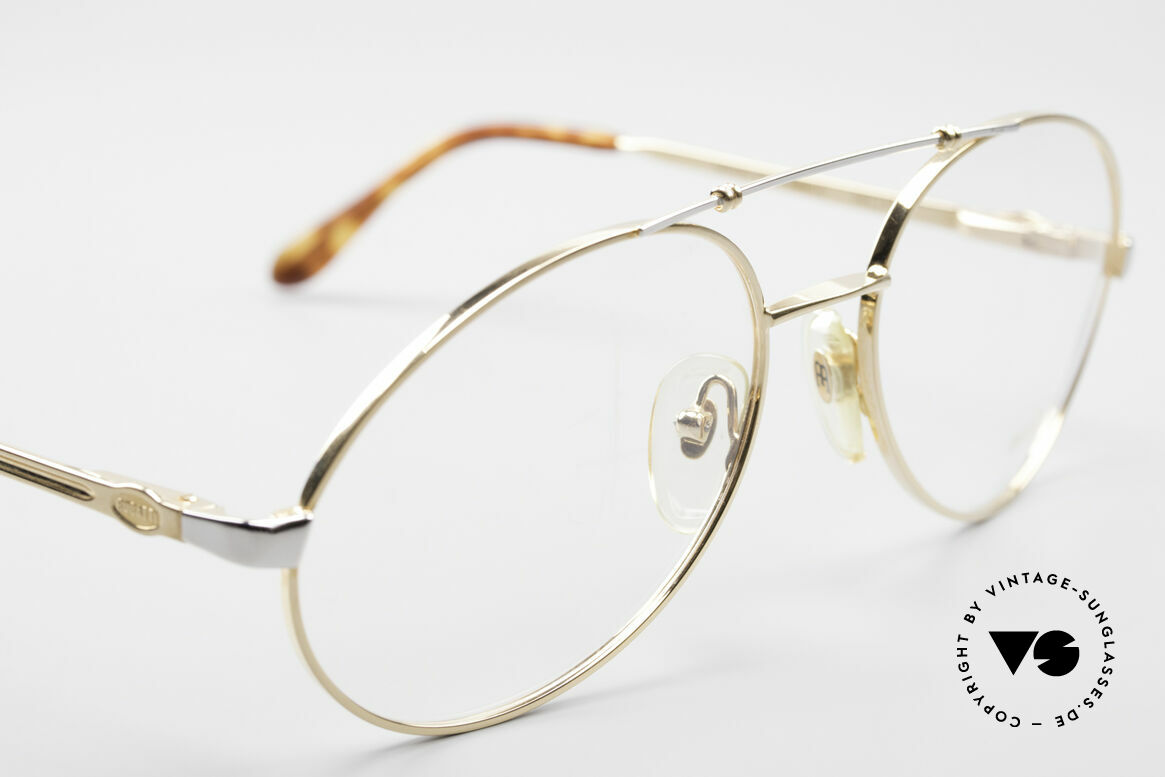 Bugatti 14808 Gold Plated Luxury Eyeglasses