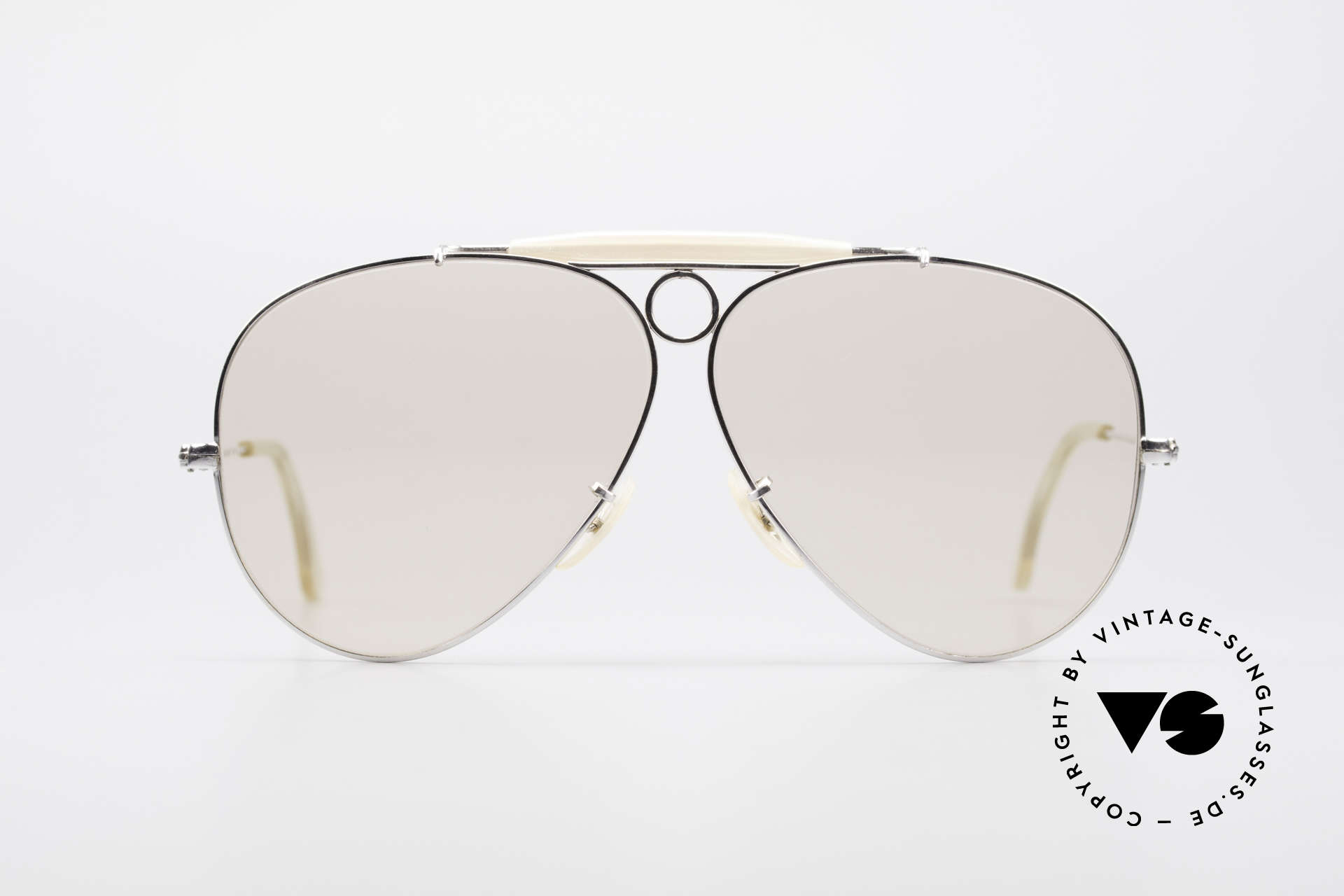 19ee36f67bf Sunglasses Ray Ban Shooter Gold Filled   Changeable Lens