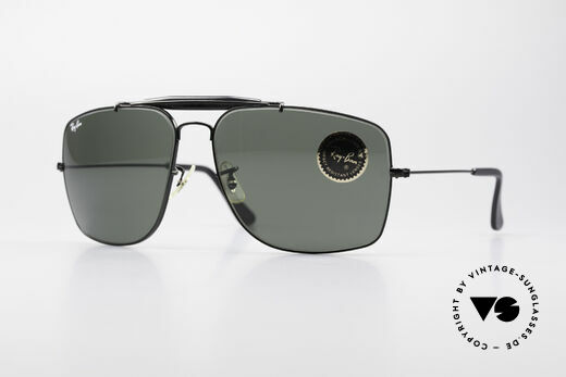 Ray Ban Explorer Large Old B&L USA Ray-Ban Shades Details