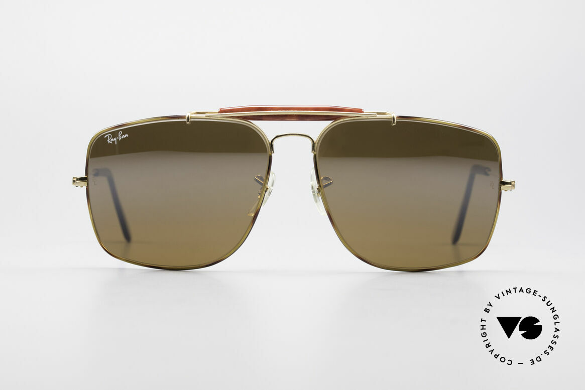 Ray Ban Explorer Large Tortuga Frame Brown Mirrored, alternative aviator style in LARGE size 62°14, Made for Men
