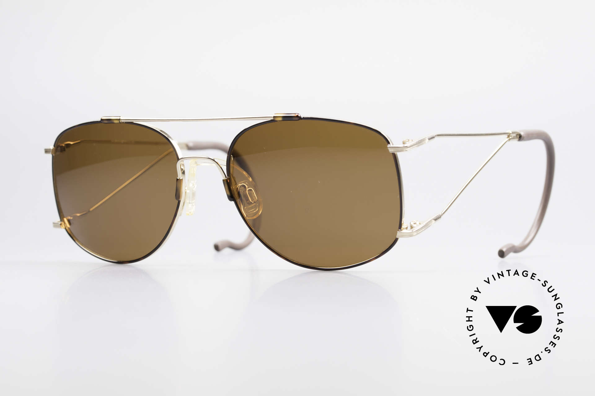 Neostyle Sunsport 1501 Titanflex Vintage Sunglasses, sensational vintage NEOflex sunglasses by Neostyle, Made for Men