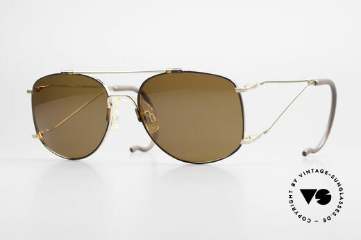 Neostyle Sunsport 1501 Titanflex Vintage Sunglasses Details