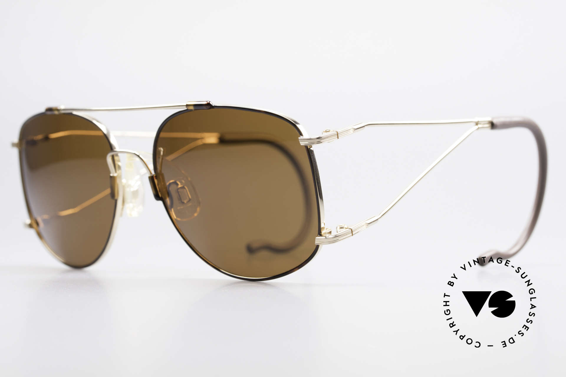 Neostyle Sunsport 1501 Titanflex Vintage Sunglasses, brilliant TITANFLEX frame: flexible, durable, light, Made for Men