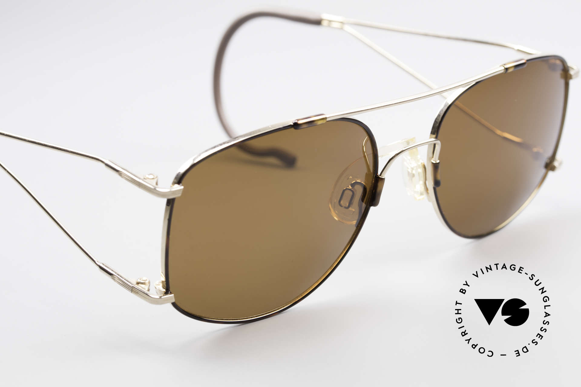 Neostyle Sunsport 1501 Titanflex Vintage Sunglasses, the so called 'MEMORY EFFECT' is simply ingenious, Made for Men