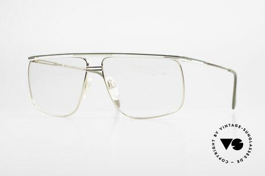 Neostyle Jet 22 80's Men's Eyeglass-Frame Details