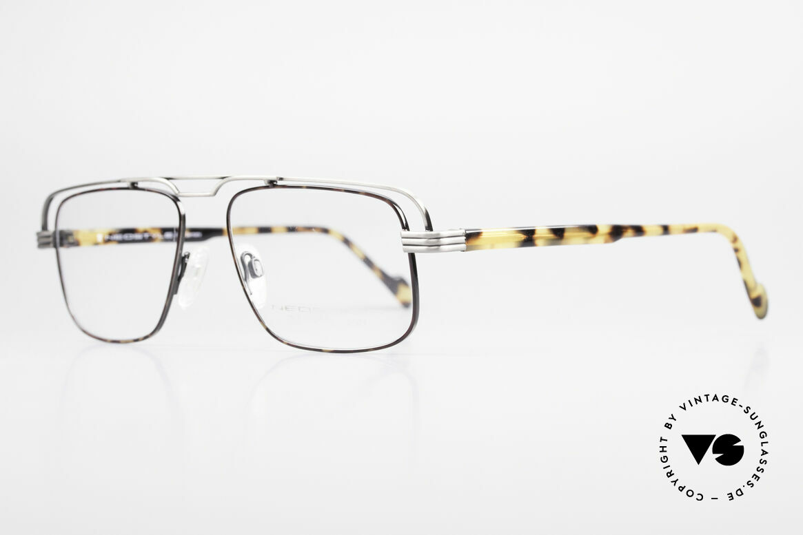 Neostyle Jet 230 80's Vintage No Retro Glasses, outstanding 80's craftsmanship (made in Germany), Made for Men