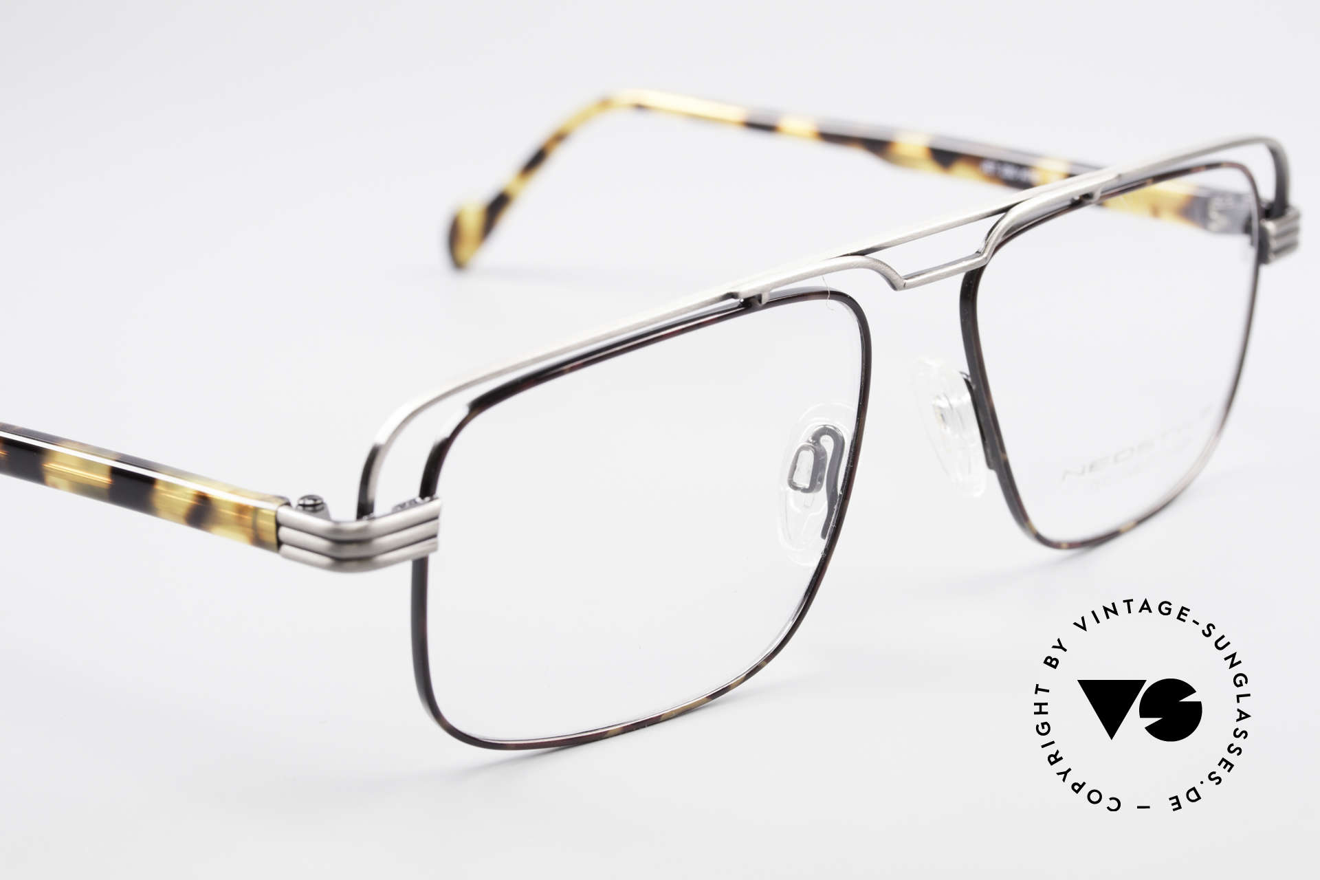 Neostyle Jet 230 80's Vintage No Retro Glasses, NO RETRO EYEWEAR, but a 30 years old ORIGINAL, Made for Men