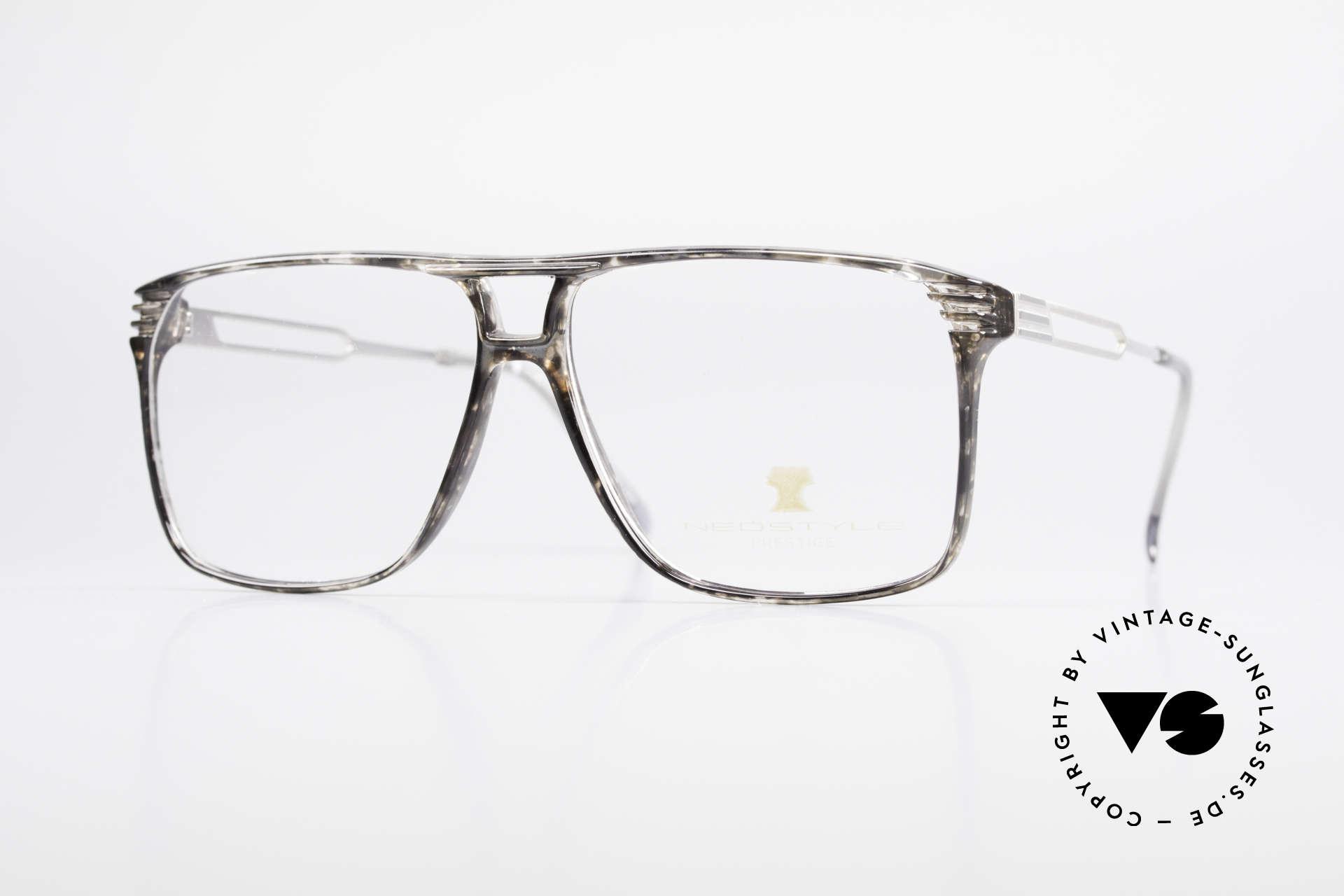 Neostyle Rotary Prestige 33 Titan Frame 80's Eyeglasses, Neostyle Rotary Prestige Titan vintage eyeglasses, Made for Men