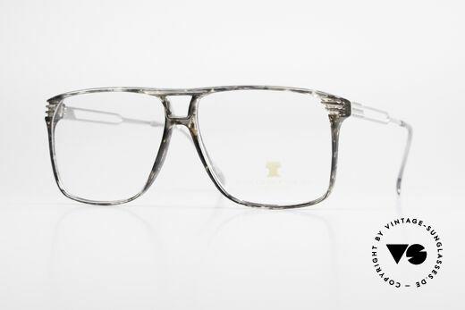 Neostyle Rotary Prestige 33 Titan Frame 80's Eyeglasses Details