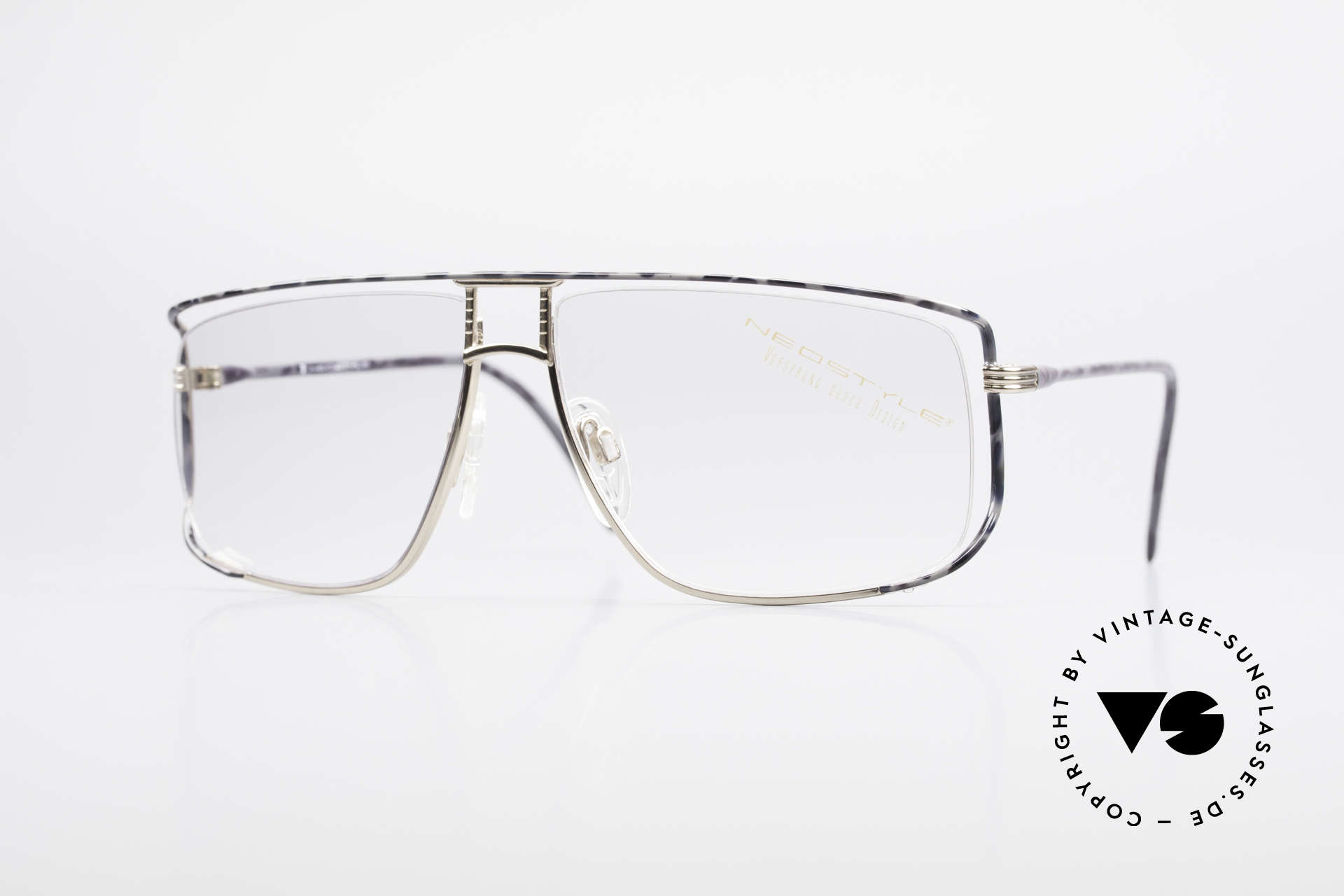 Neostyle Jet 30 Small True Vintage No Retro Frame, distinctive designer eyeglasses by Neostyle, Germany, Made for Men and Women