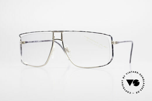 Neostyle Jet 30 Small True Vintage No Retro Frame Details