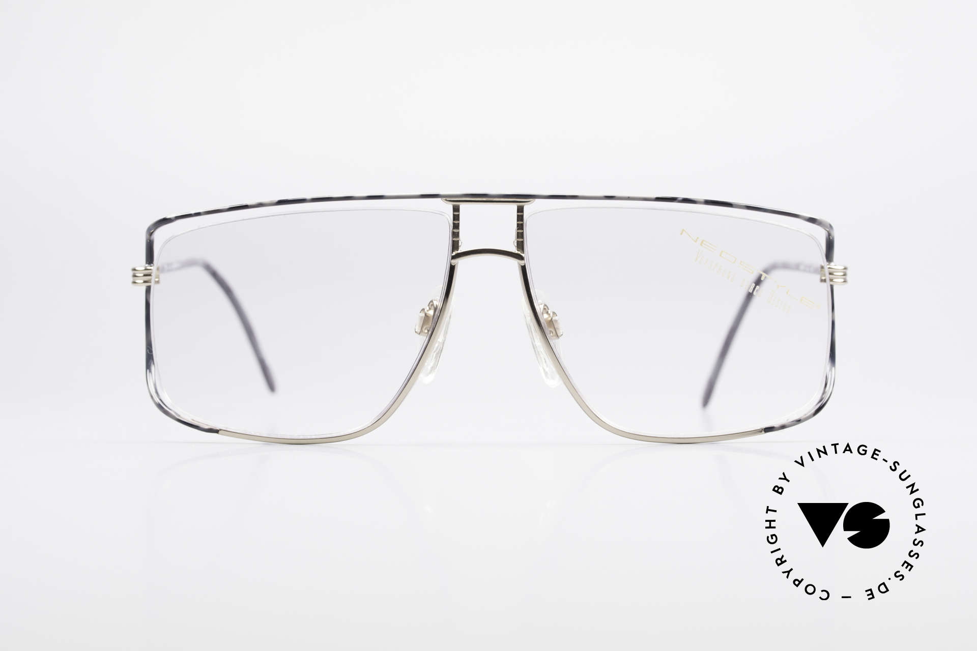 Neostyle Jet 30 Small True Vintage No Retro Frame, best craftsmanship and materials grant finest quality, Made for Men and Women