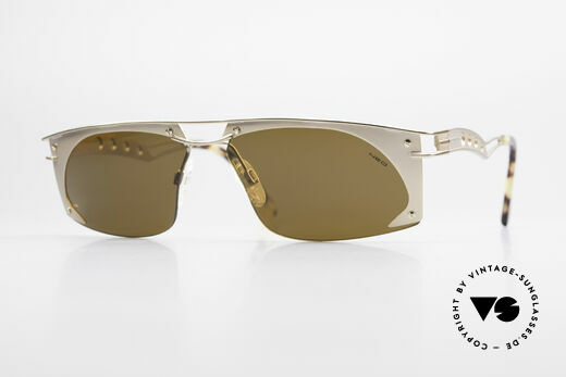 Neostyle Holiday 968 Vintage Steampunk Sunglasses Details