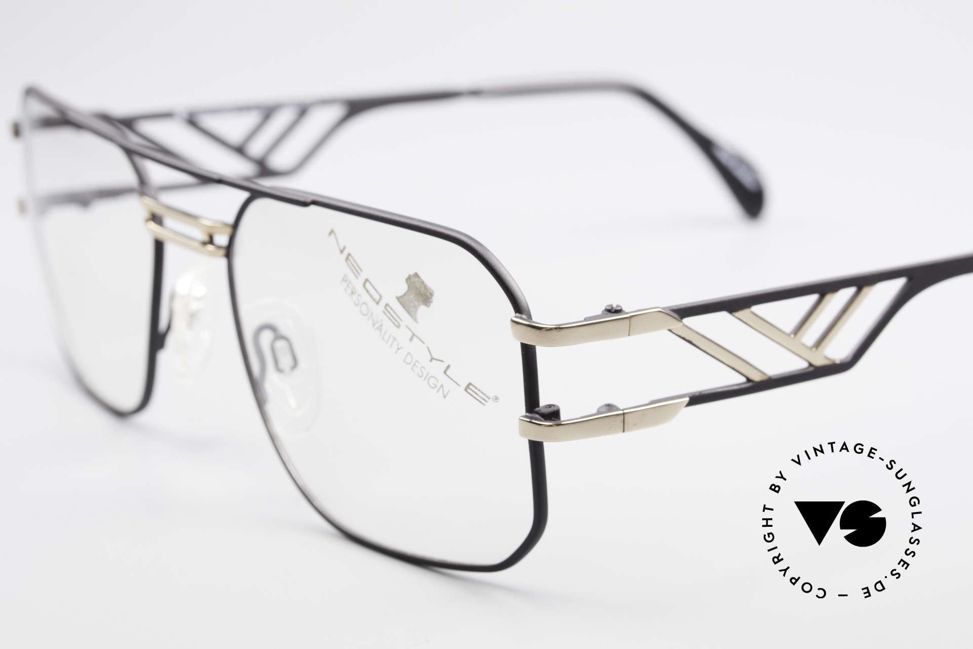 Neostyle Boutique 306 Champion Vintage Frame 80s, 1st class wearing comfort (Champion Edition!), Made for Men