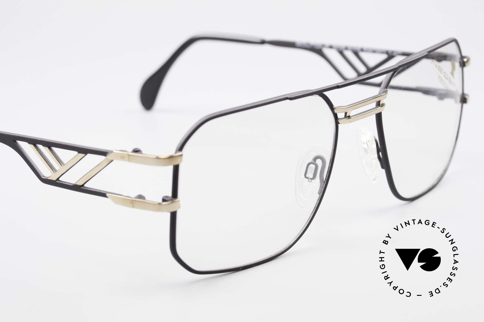 Neostyle Boutique 306 Champion Vintage Frame 80s, NO RETRO specs, but a 33 years old ORIGINAL!, Made for Men