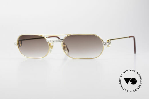 c9e1840865c Cartier Deimios 90 s Luxury Eyeglasses Details. Cartier Deimios. 699.00 EUR  · Cartier Must Santos - M Customized Crystal Edition Details