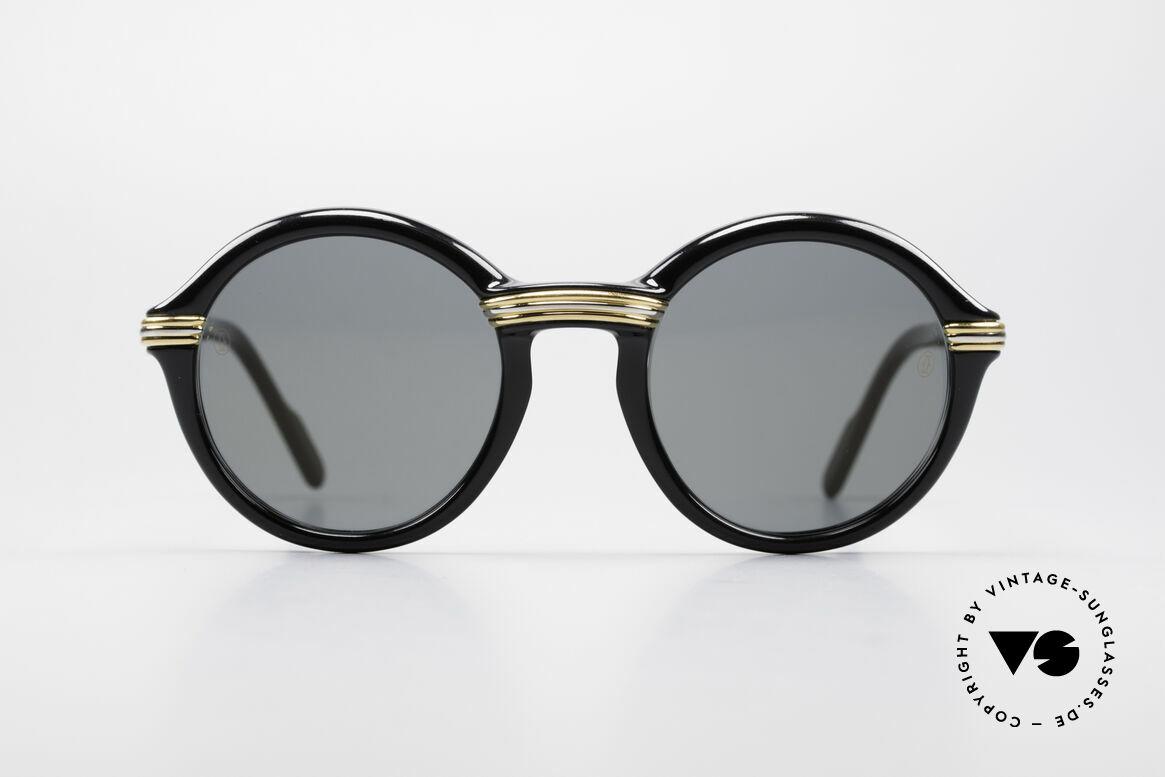 Cartier Cabriolet Round Luxury Sunglasses