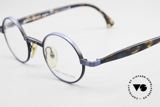 Alain Mikli 1218 / 3218 Round Designer Glasses 90's
