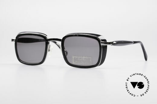 8e5a9649ff98 Alain Mikli 3122   8033 Square Designer Sunglasses Details