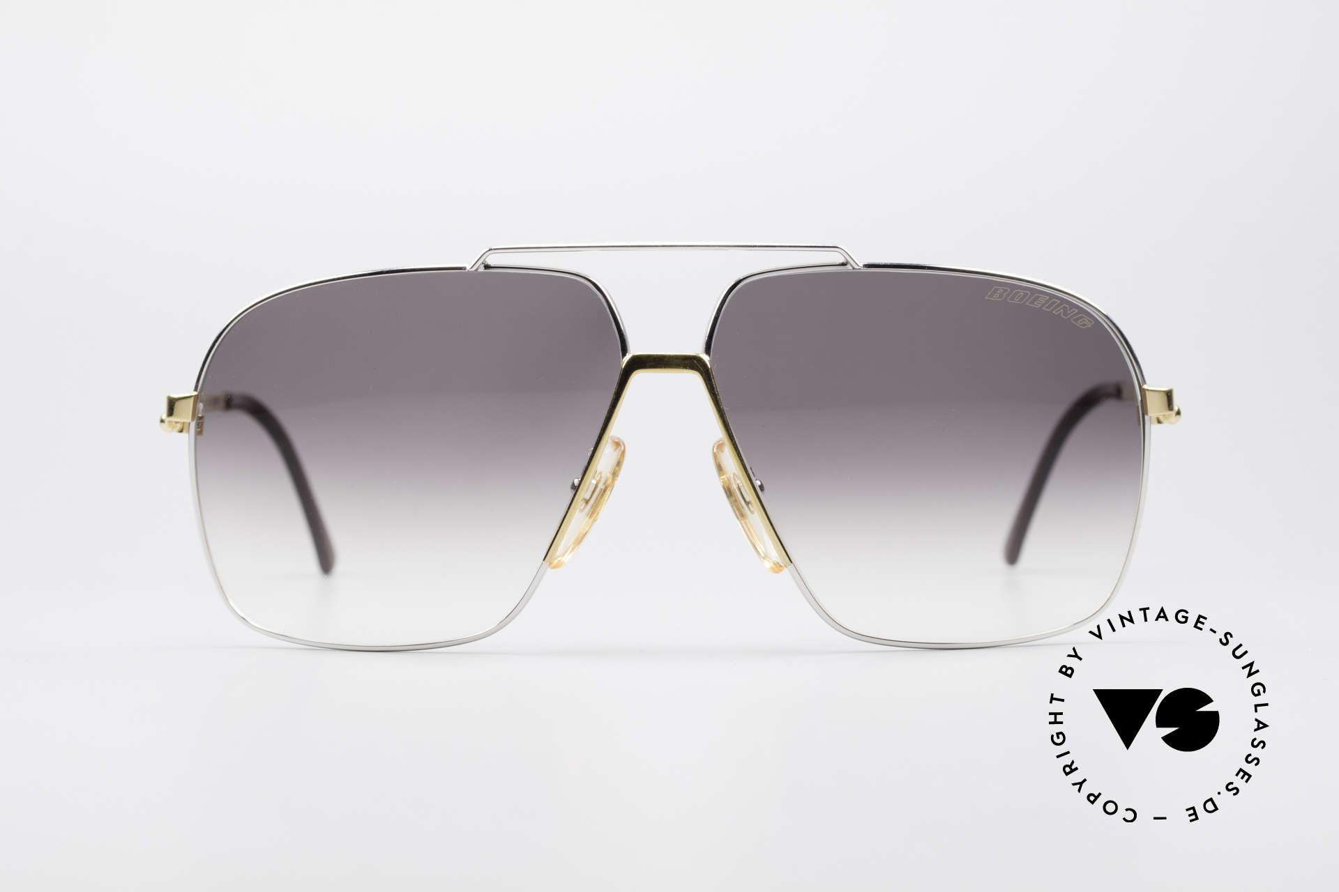 8789f30d74 Sunglasses Boeing 5704 Original 80 s Pilots Shades