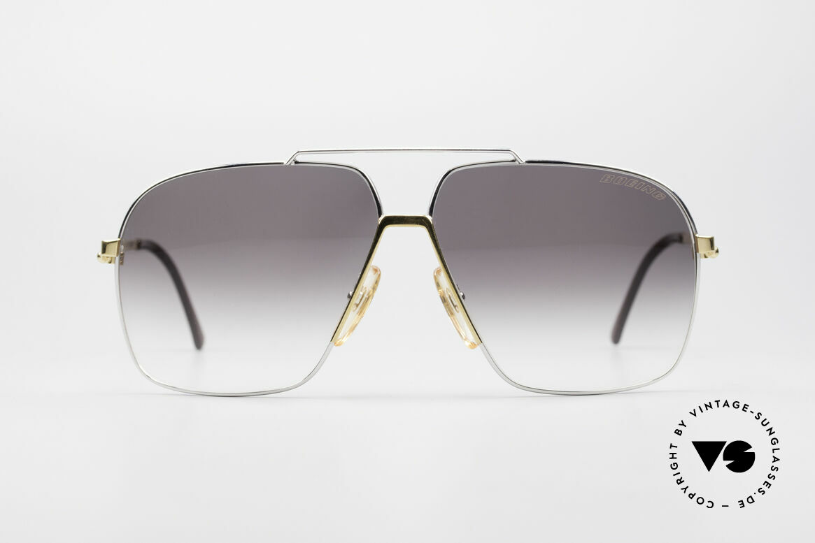 Boeing 5704 Original 80's Pilots Shades, The BOEING Collection by Carrera from 1988/1989, Made for Men