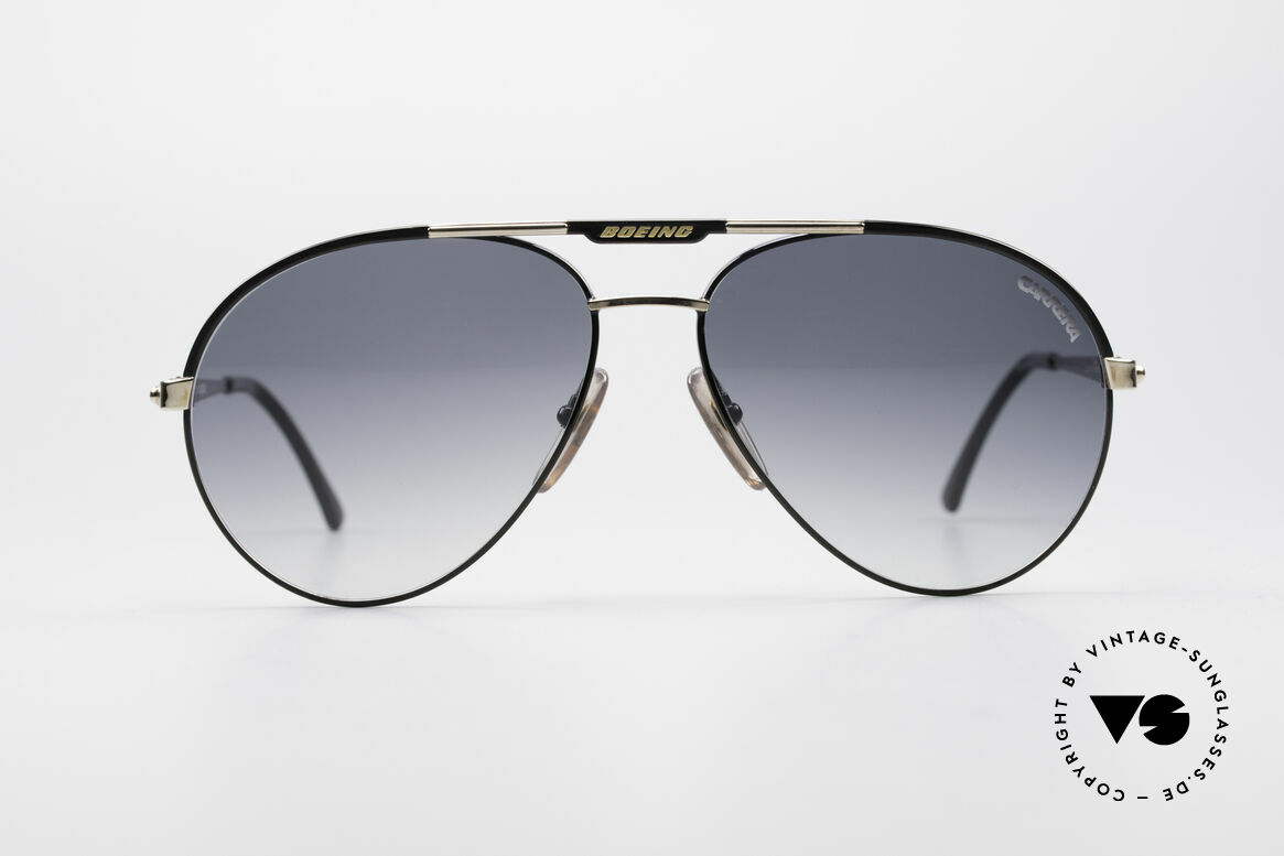 Boeing 5733 Rare 80's Pilots Shades Men, craftsmanship & design made to Boeing's specifications, Made for Men