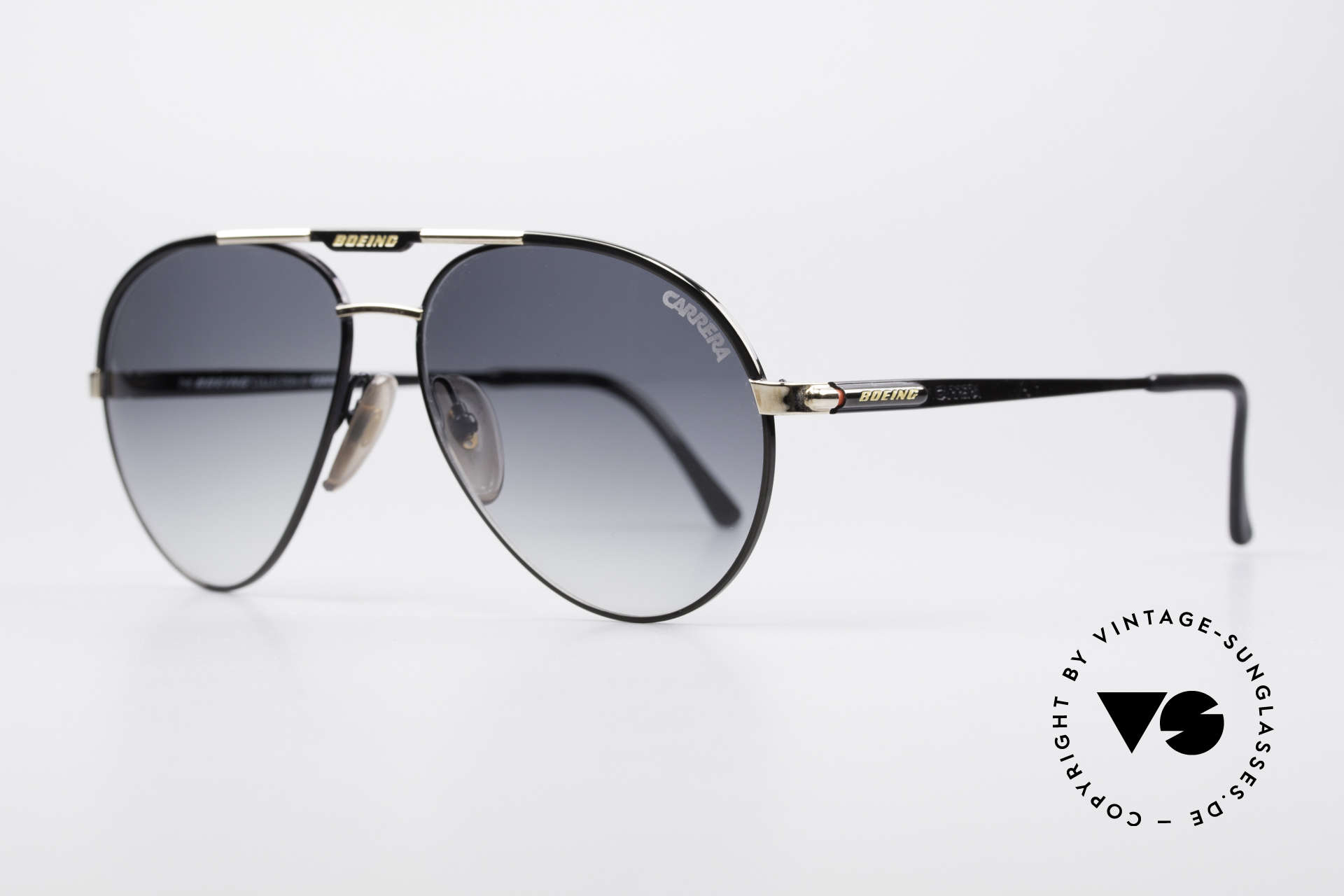 Boeing 5733 Rare 80's Pilots Shades Men, in the 80's, exclusively produced for the Boeing pilots, Made for Men