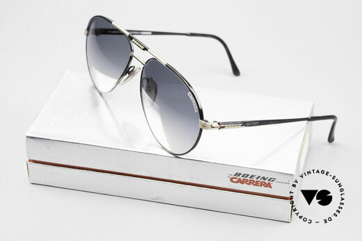 Boeing 5733 Rare 80's Pilots Shades Men, NO retro shades, but a rare vintage original from 1989, Made for Men