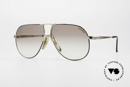 Boeing 5731 Small 80's Aviator Sunglasses Details