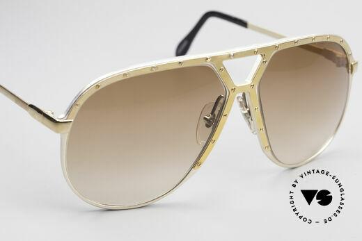 Alpina M1 Iconic 80's Sunglasses Rare