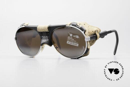 Cebe 385 Walter Cecchinel Ski Shades Details