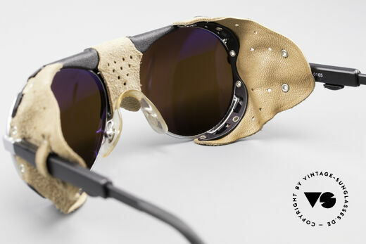 Cebe 385 Walter Cecchinel Ski Shades, NO RETRO; but a 25 years old ORIGINAL in SMALL size!, Made for Men and Women