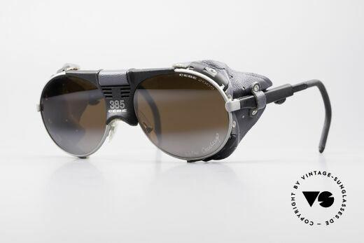 Cebe 385 Walter Cecchinel Sunglasses Details