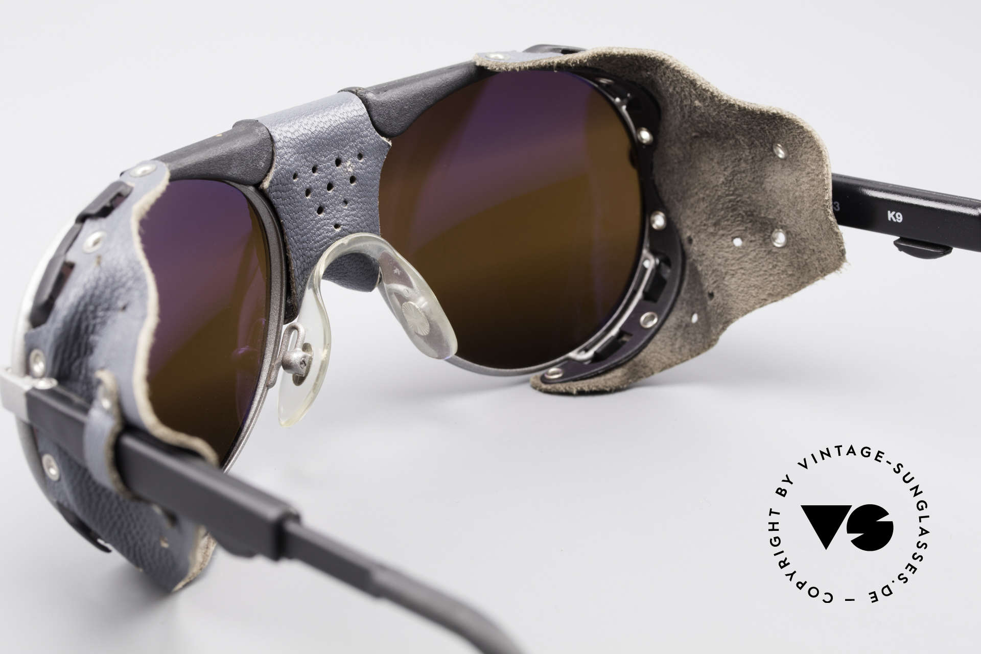 Cebe 385 Walter Cecchinel Sunglasses, NO RETRO; but a 25 years old ORIGINAL in SMALL size!, Made for Men and Women