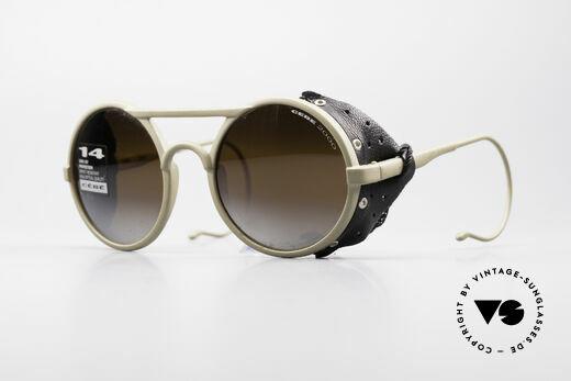 Cebe 1963 Round Ski Sports Sunglasses Details