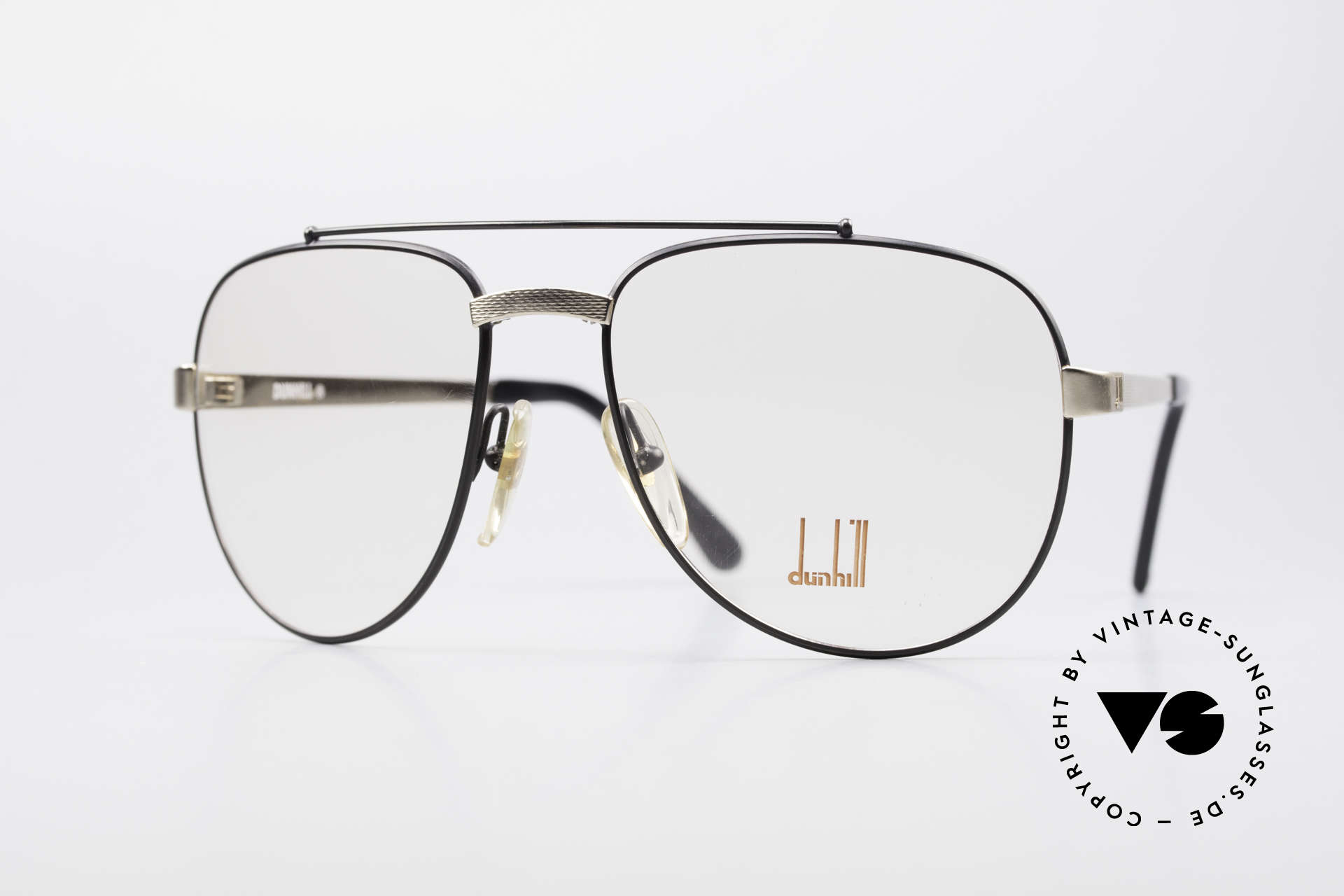Dunhill 6029 Comfort Fit Luxury Eyeglasses, stylish A. Dunhill vintage eyeglasses from 1985, Made for Men