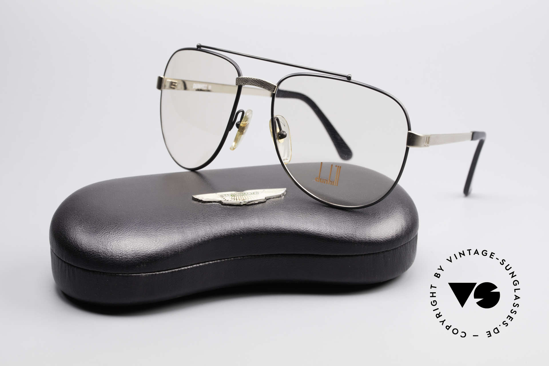 Dunhill 6029 Comfort Fit Luxury Eyeglasses, NO RETRO, but a precious 35 years old ORIGINAL, Made for Men