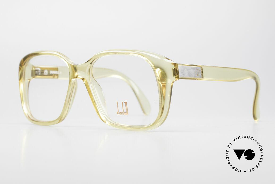 Dunhill 6013 80's Old School Goliath Frame, similar to the Ultra Goliath glasses (R. de Niro, Casino), Made for Men