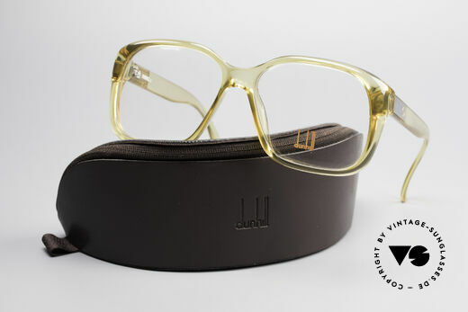 Dunhill 6013 80's Old School Goliath Frame, NO RETRO SPECS, but a rare old ORIGINAL from 1983!, Made for Men