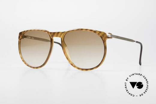 Dunhill 6026 Extraordinary Sunglass Style Details