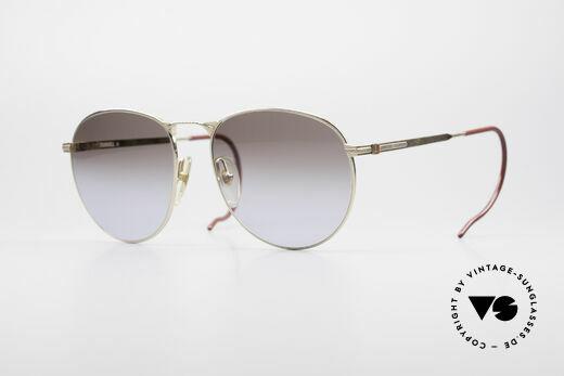 Dunhill 6044 80's Panto Style Sunglasses Details