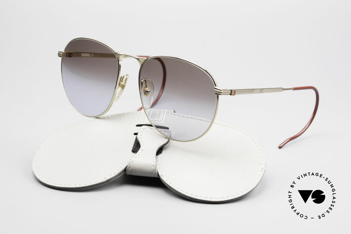Dunhill 6044 80's Panto Style Sunglasses