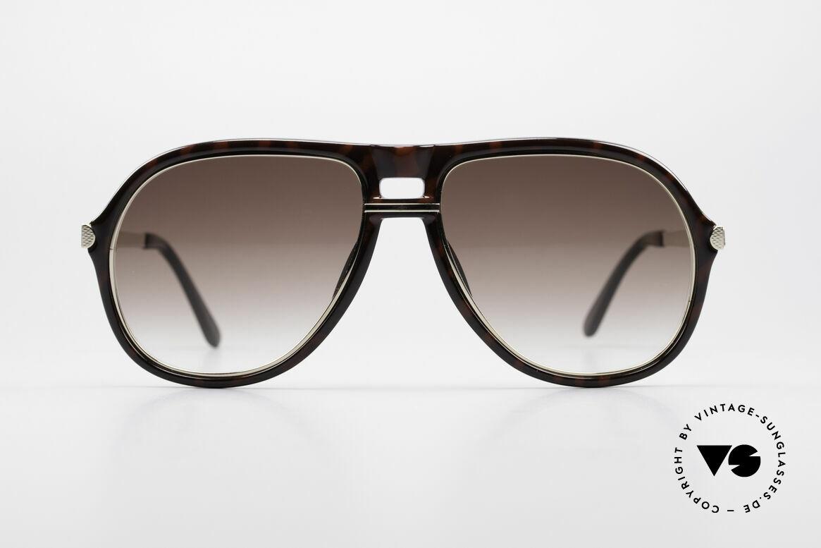 Dunhill 6085 Gentleman Aviator Sunglasses